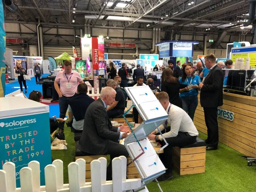 Solopress confirms return to The Print Show in 2020