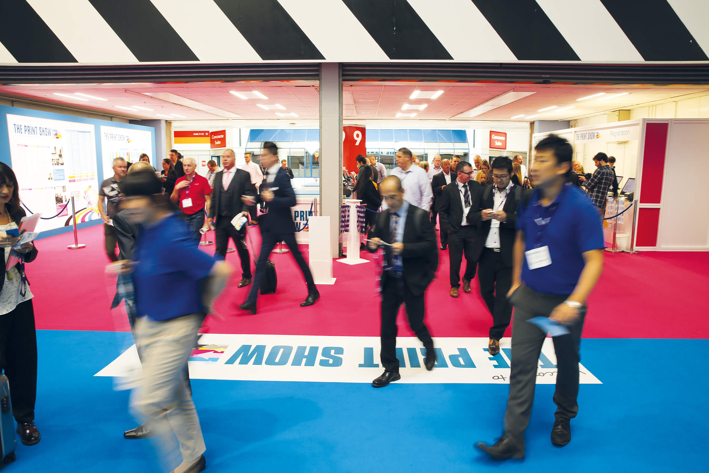 Planning for the industry's future at The Print Show 2021
