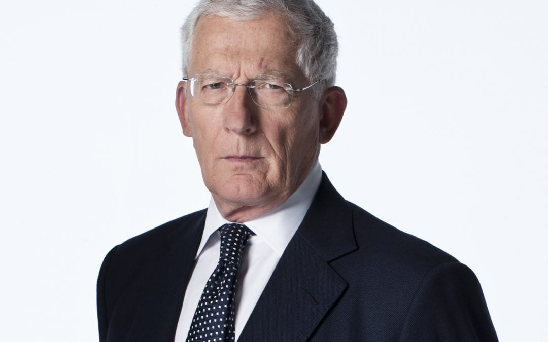 Countdown and The Apprentice star Nick Hewer to speak at The Print Show 2020