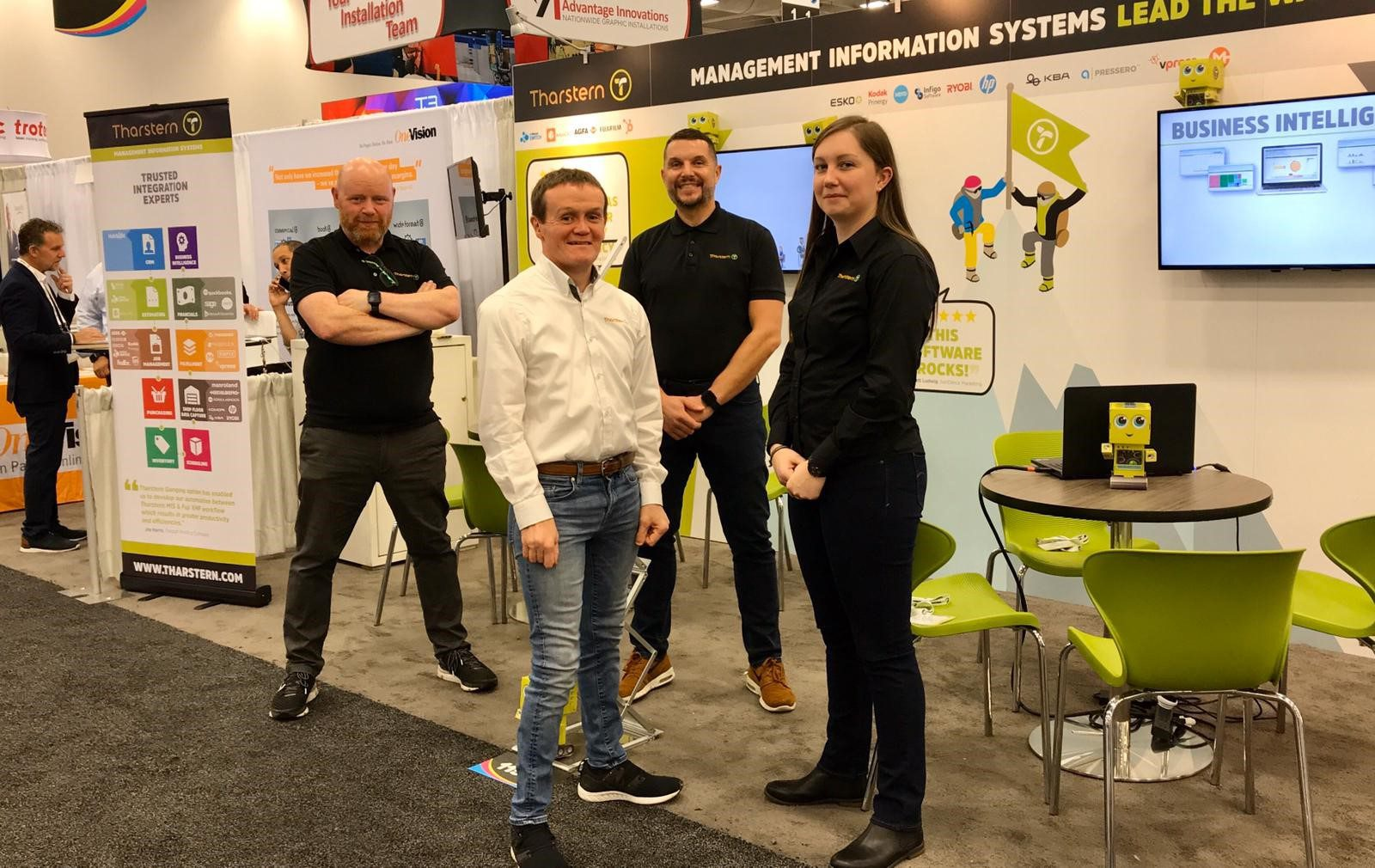 """The Print Show """"really important"""" for the industry, says Tharstern"""
